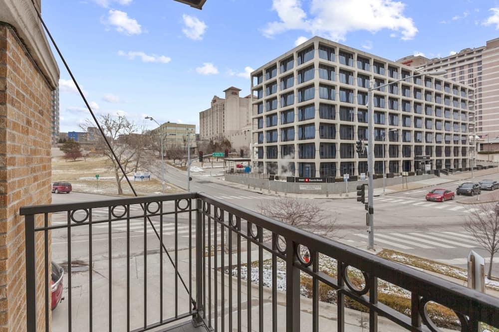 Signature-Apartment, 2Schlafzimmer, Nichtraucher - Balkon