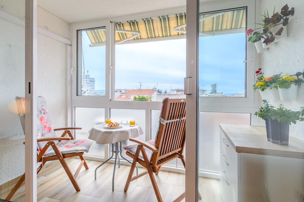 Apartmán (Comfort One Bedroom Apartment) - Balkón