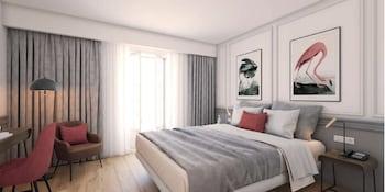 A(z) Alcazaba Premium Hotel hotel fényképe itt: Málaga