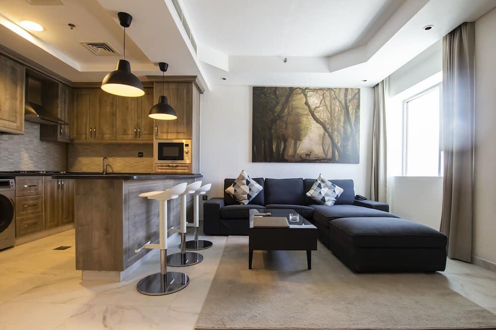 One Bedroom Apartment - Περιοχή καθιστικού
