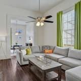 บ้านพัก (The Josephine Suite) - ห้องนั่งเล่น