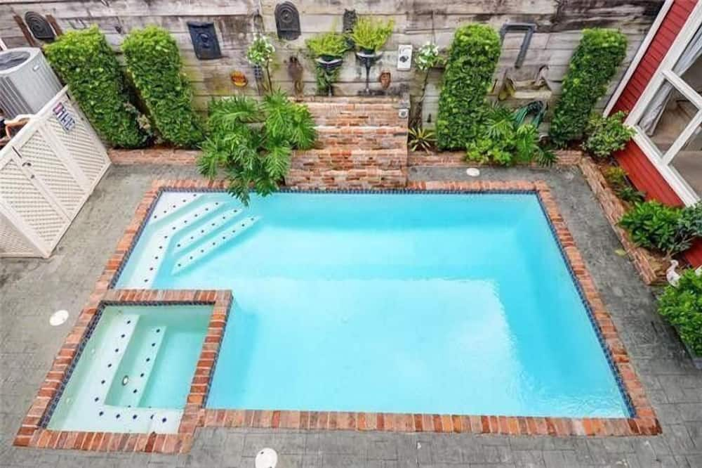 Dom (Faubourg Marigny Paradise | Pool & Sp) - Bazén