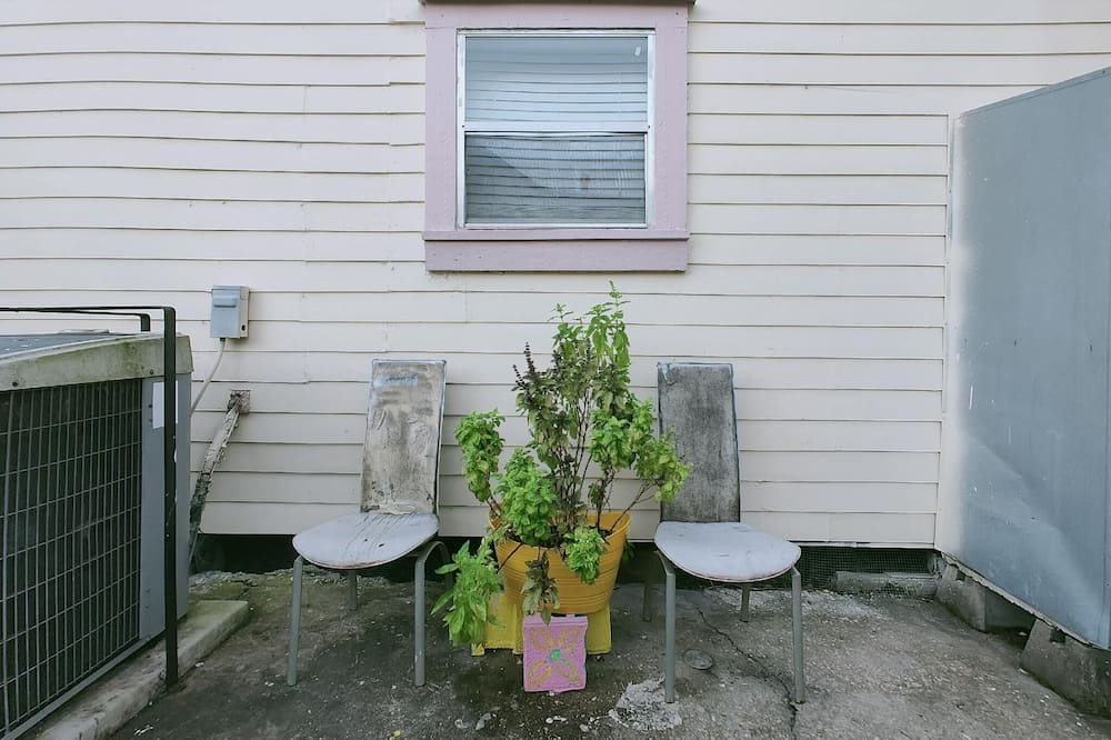 Kuća (Historic 3 Bedroom Home in Treme!) - Balkon