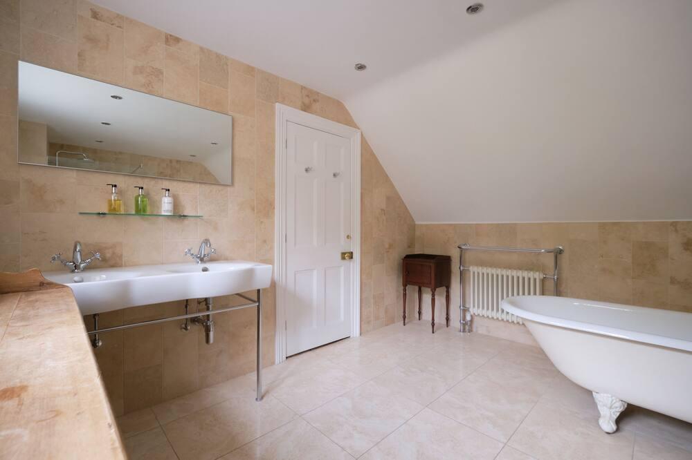Luxusný dom, vlastná kúpeľňa, výhľad na jazero (Heron House) - Kúpeľňa