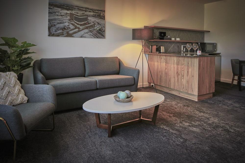 Apartmán typu Executive (King) - Obývacie priestory