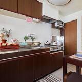 Apartmán typu City (suzuki2) - Súkromná kuchynka