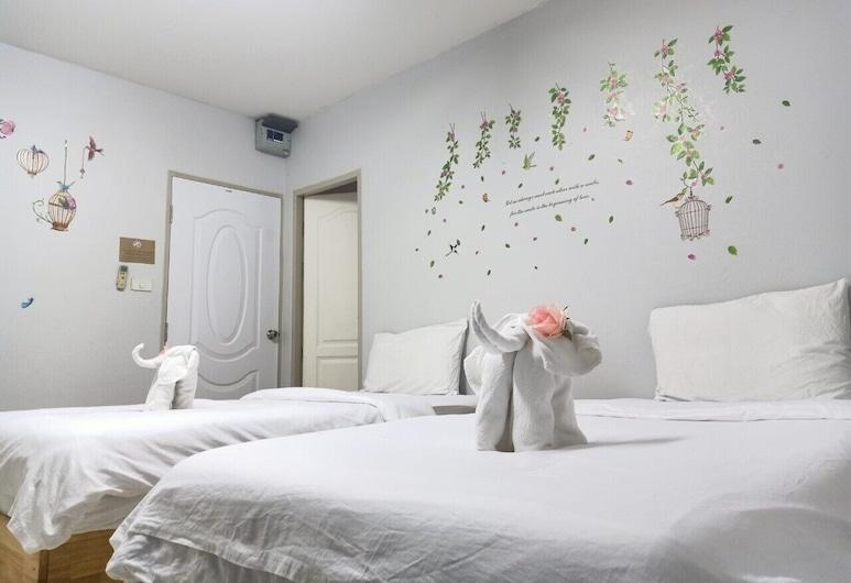 Ruamsab Apartment 1 , Bangkok, Classic İki Ayrı Yataklı Oda, Oda