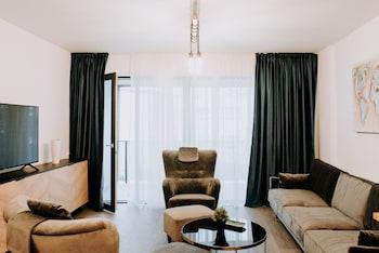 A(z) ZEN Central Suites hotel fényképe itt: Kolozsvár