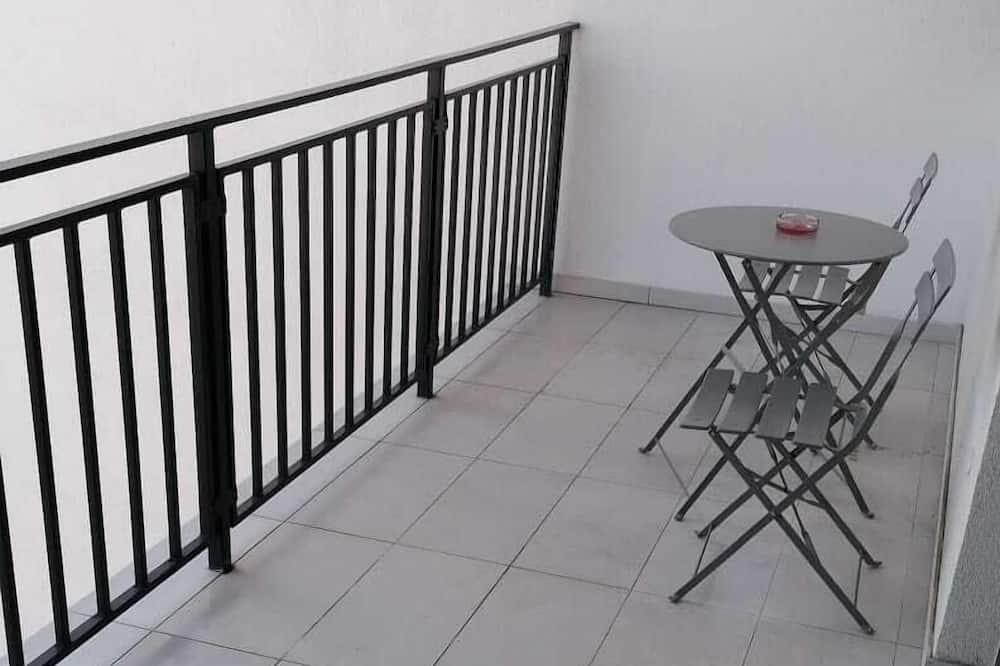 Rodinný ateliérový apartmán - Balkón