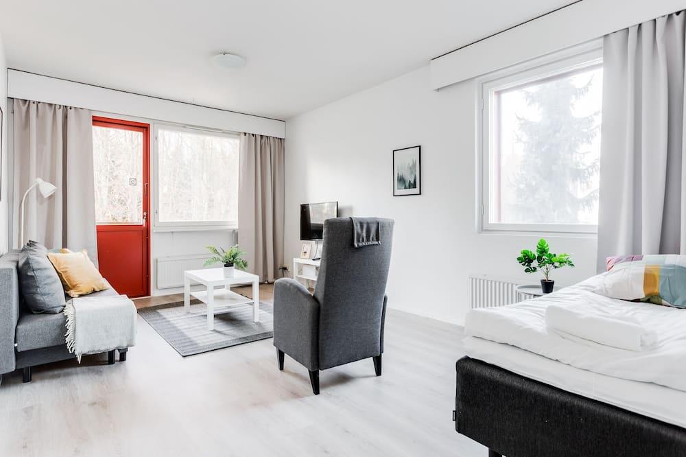 標準公寓, 1 間臥室, 陽台 - 客廳