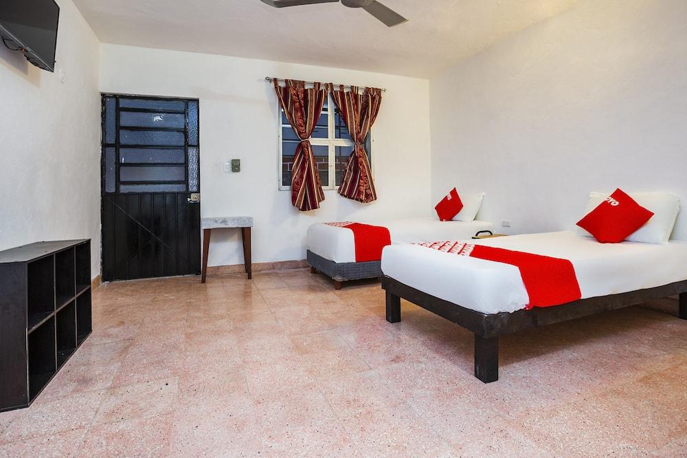 Habitación estándar, Varias camas, refrigerador - Habitación