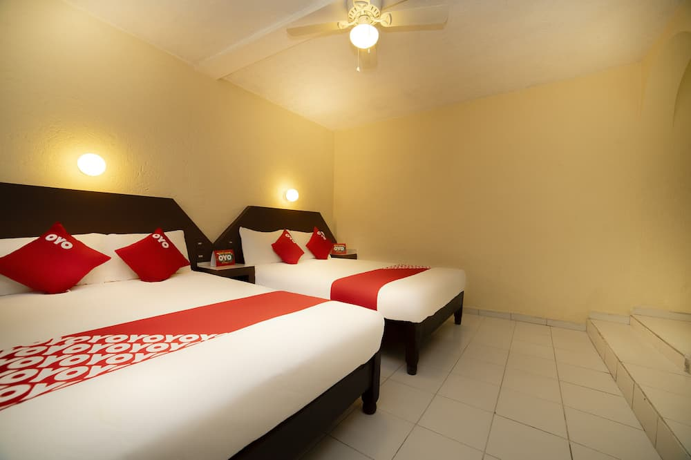 Standard Room, 2 Katil Kelamin (Double) - Imej Utama