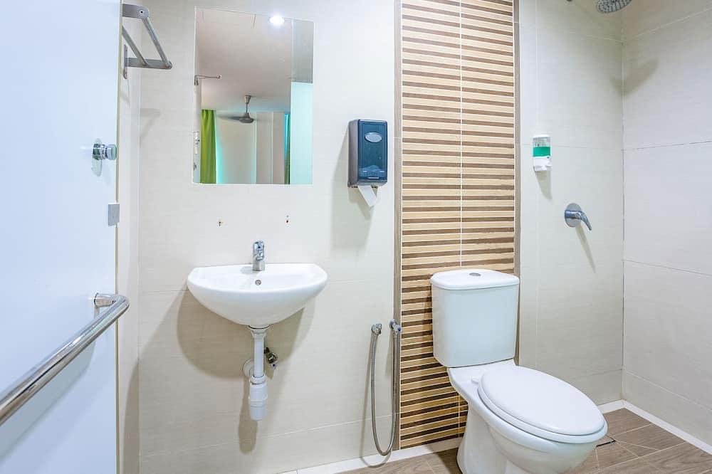 Rodinný apartmán - Kúpeľňa