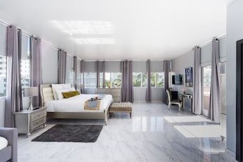 Obrázek hotelu Secret Garden Miami Beach ve městě Miami Beach