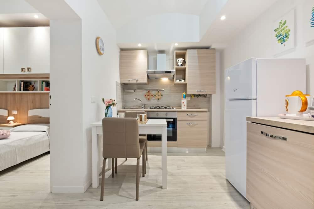 Apartmán, 1 spálňa (Bilo) - Stravovanie v izbe