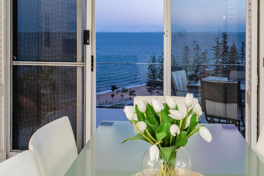 Panoramic-Apartment - Wohnbereich