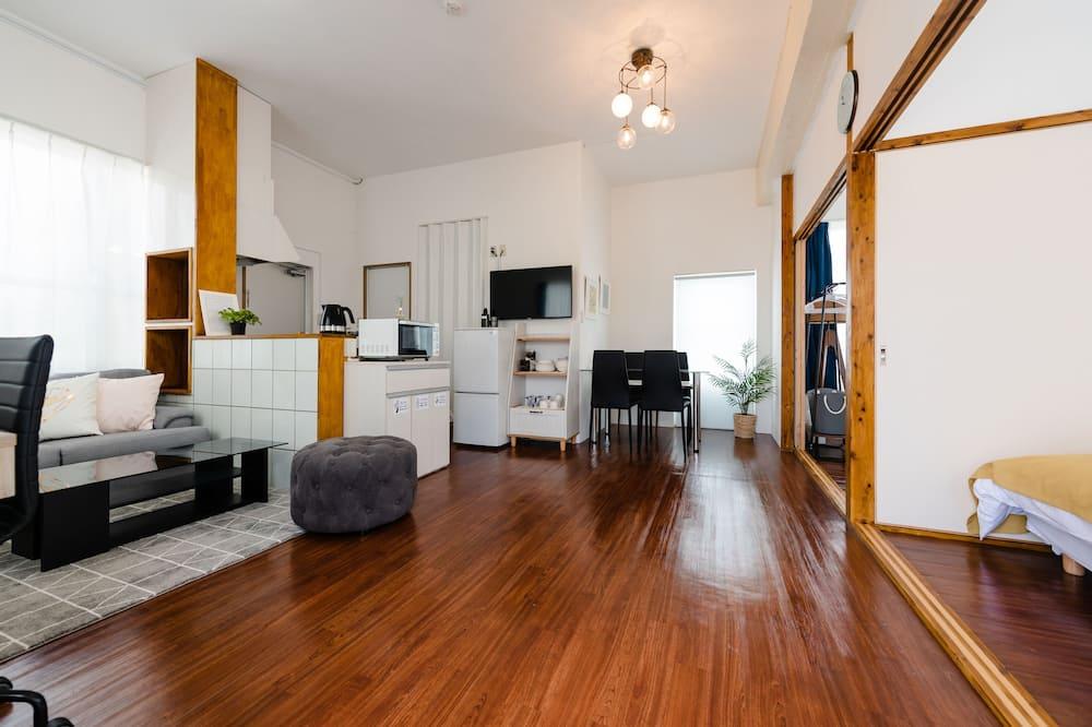 Dom, 2 spálne, nefajčiarska izba - Obývacie priestory
