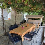 Apartmán (Two Bedroom Apartment With Terrace Ga) - Balkón