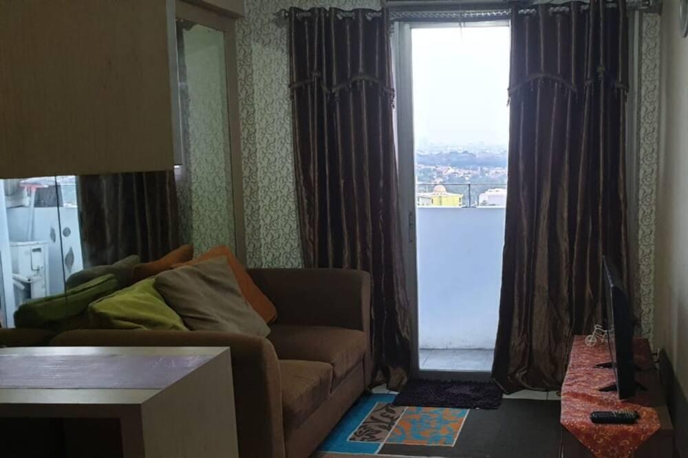 Apartmán, 2 spálne - Izba