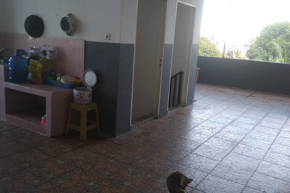 Štandardná jednolôžková izba - Spoločná kuchyňa