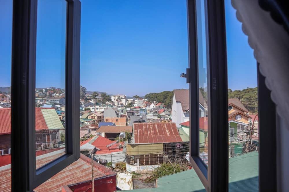 Quadruple Room - Balcony View