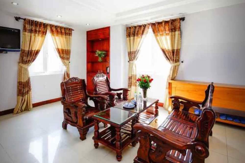 Izba typu Deluxe - Obývačka