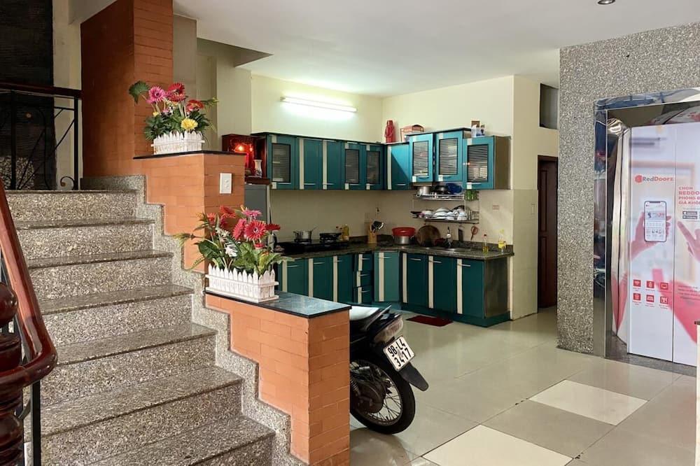 Fælles køkkenfaciliteter