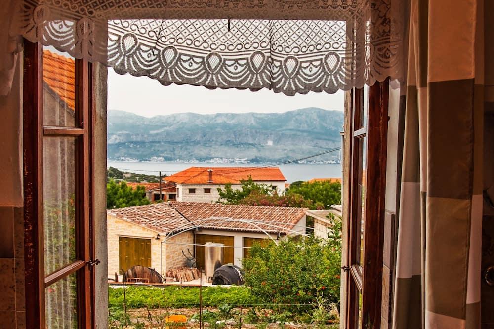 Kuća (Holiday home with Garden Terrace) - Pogled iz sobe
