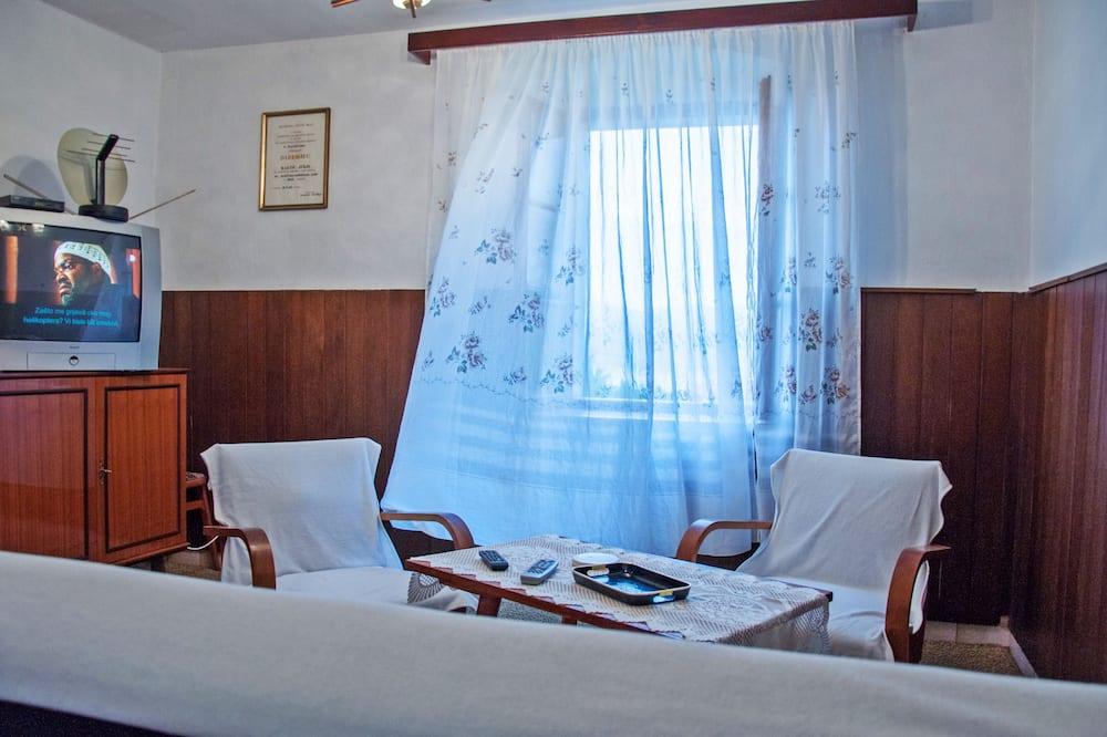 Kuća (Holiday home with Garden Terrace) - Dnevna soba