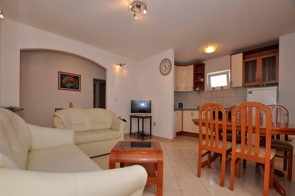 Apartmán (Apartment Tonko) - Obývací pokoj