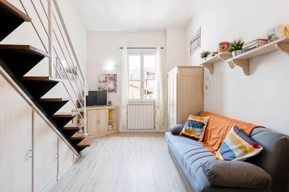 Dzīvokļnumurs, viena guļamistaba (Lorenzo) - Dzīvojamā zona