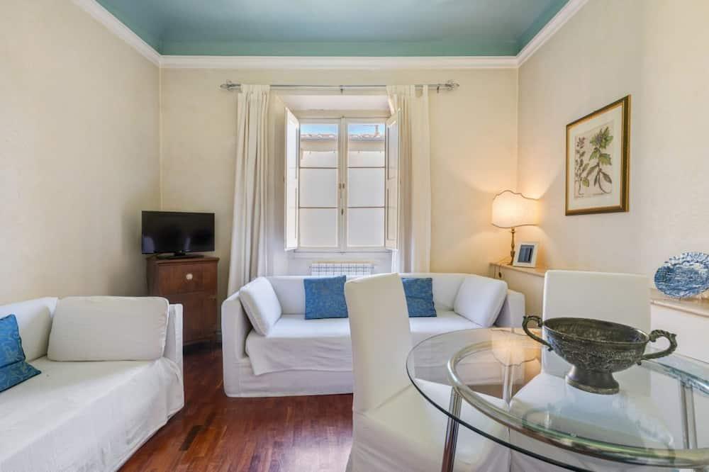 Apartmán, 1 spálňa (Cimabue) - Obývacie priestory