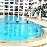Apartmán, 1 extra veľké dvojlôžko - Bazén