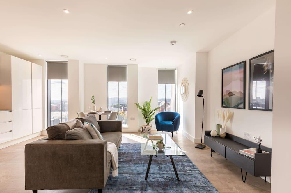 Apartmán typu Classic - Obývacie priestory