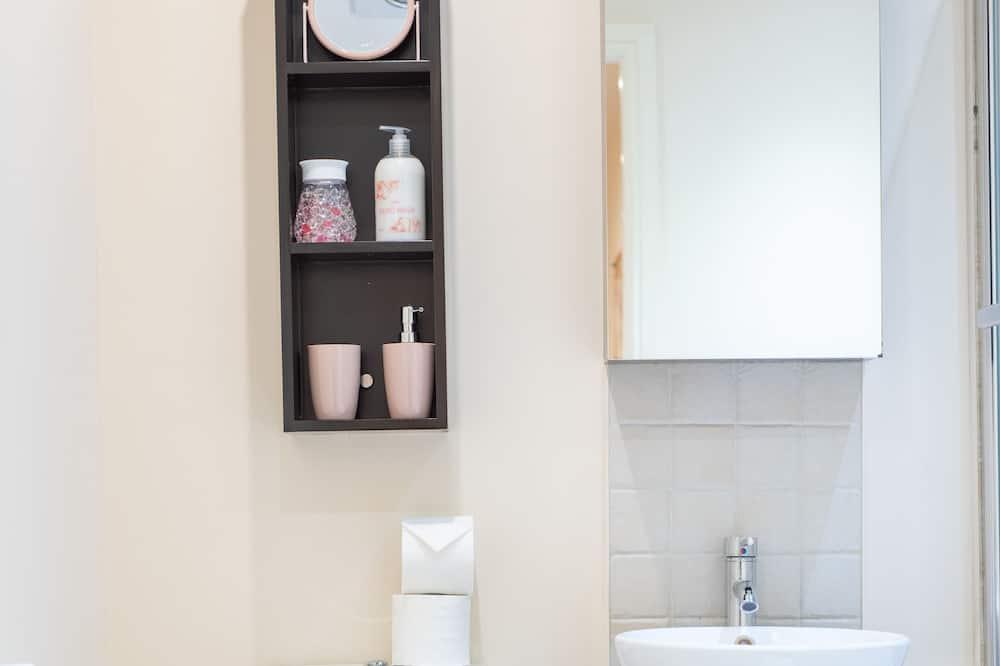Apart Daire, Özel Banyo, Avlu Manzaralı (No4 NC) - Banyo