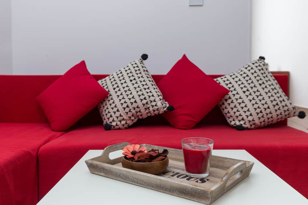 Štúdio (Studio Apartment) - Obývačka