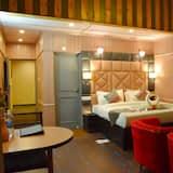 Habitación cuádruple familiar, 2 habitaciones - Sala de estar
