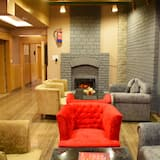 Suite estudio presidencial, 2 habitaciones - Sala de estar