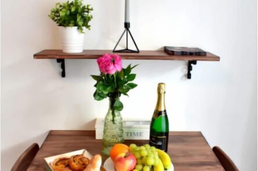 พรีเมียมอพาร์ทเมนท์ - บริการอาหารในห้องพัก