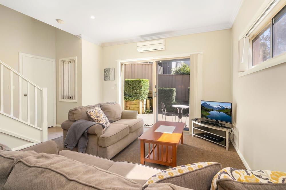 Mestský dom typu Executive - Obývačka