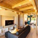 Dom, nefajčiarska izba (Private Vacation Home) - Obývacie priestory