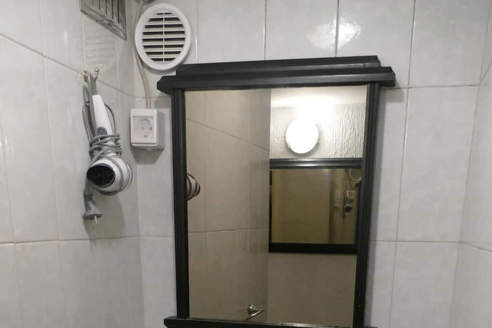 Apartment (One Bedroom Apartment with Terrace) - Bathroom