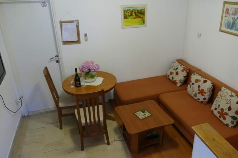 Apartment (One Bedroom Apartment with Terrace) - Living Room