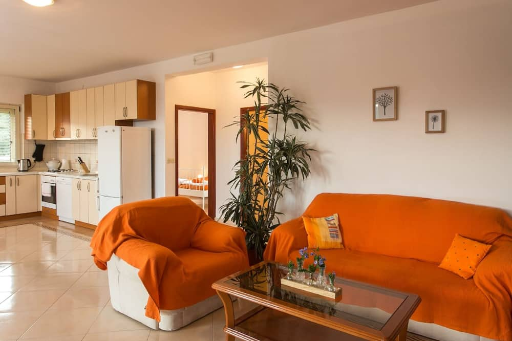 Apartment (Two Bedroom Apartment with Terrace an) - Living Room