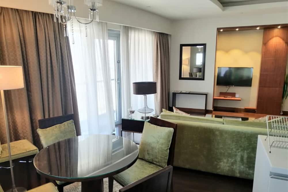 Dzīvokļnumurs (1 Bedroom) - Numura ēdamzona