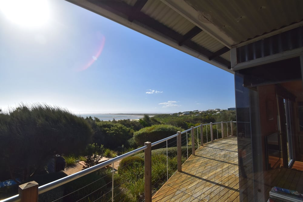 Panoramic House - Balcony View