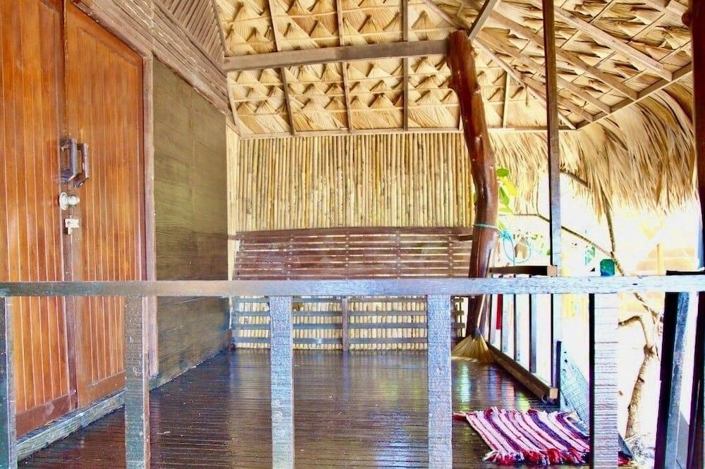 Izba typu Classic, výhľad na pláž - Obývacie priestory