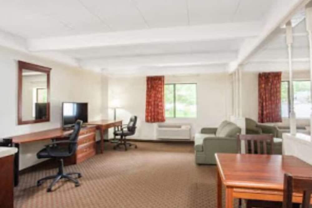Habitación, Varias camas - Sala de estar