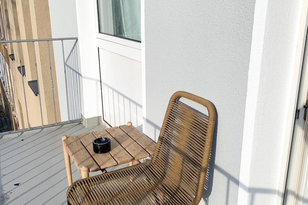 Augstākās klases dzīvokļnumurs - Balkons