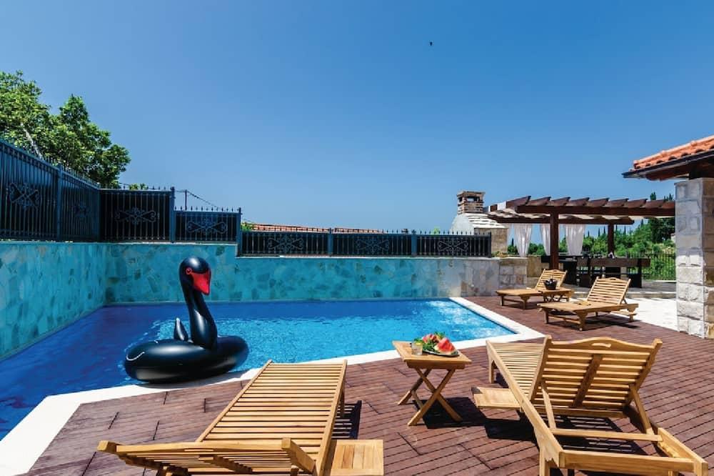 Villa (Five-Bedroom Villa with Terrace and S) - Bassein